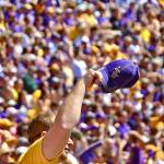 """LSU Hat"" by masonwood"