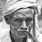 """""""Portrait of Old Indian man"""" by DXB013"""