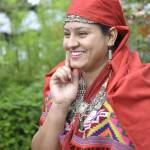 """""""Happy Indian Lady"""" by DXB013"""