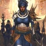 """""""Akalini - Warrior Monk"""" by bhagatsingh"""