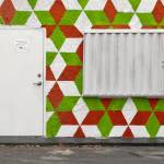 """Miami - White Door in Three Colors"" by mcoman"