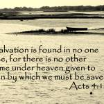 """Salvation I"" by SLMcLeroy"