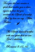 Spirit of Sonship