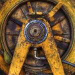 """""""Abondened Machinery"""" by annayanev"""