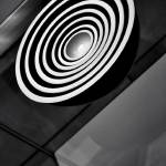 """Concentric on an angle"" by AlanBulley"