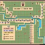 """Calgary C-Train Map Super Mario 3 World 1 Style"" by originaldave77"