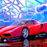 """Ferrari Enzo"" by jt85"