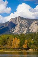 Estes Lake Autumn View