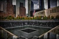 North Tower Memorial, Ground Zero