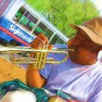 """""""DC Horn Player"""" by exnavyabfc"""