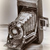 Old Camera I Art Prints & Posters by Anna Yanev