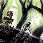 """""""Rise of the Skeleton King"""" by Thalassinos"""