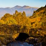 """Ashness Bridge Autumnal"" by derekbeattieimages"