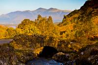 Ashness Bridge Autumnal