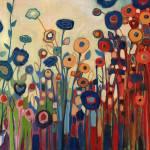 """""""Meet Me In My Garden Dreams"""" by JENLO"""