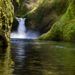 """Punchbowl Falls"" by stillwildphotography"