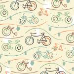"""Cycling Crew: Bicycles Design"" by SeanKaneStudio"
