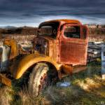 """""""OLD TRUCK"""" by louisruthphotography"""
