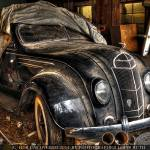 """HDR Un-Covered 1935 DeSoto Airflow"" by louisruthphotography"