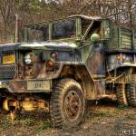 """HDR Army Truck"" by louisruthphotography"