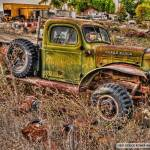 """HDR Dodge Power Wagon"" by louisruthphotography"