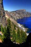 Crater Lake West Rim