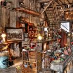 """Inside of Antique Furniture Shop"" by louisruthphotography"