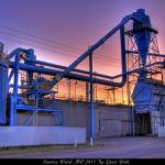 """Sunrise Wood Mill"" by louisruthphotography"