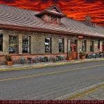 """Roseburg Sunset station"" by louisruthphotography"