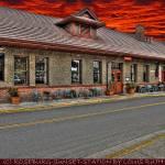 """Roseburg Sunset station"" by louisruthphotography"
