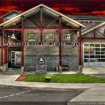 """HDR Fire Station"" by louisruthphotography"