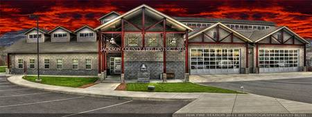 HDR Fire Station