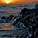 """Lava Rock Sunset II"" by iocchelli"