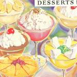 """DELECTABLE DESSERTS"" by homegear"