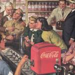 """WARTIME COCA-COLA AD"" by homegear"