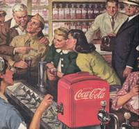 WARTIME COCA-COLA AD