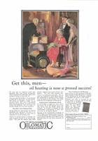 VINTAGE OIL-BURNER AD