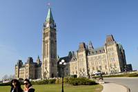 Parliament Building, Peace Tower, Centre Block, Ot