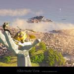 """""""Alternate View"""" by JosephMaas"""