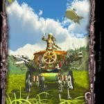 """The Chariot"" by JosephMaas"