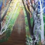 """Near the light"" by elajanus"