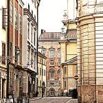 """Streets of Gamla Stan"" by JennyHudson"