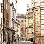 """Streets of Gamla Stan"" by JennyHudson"