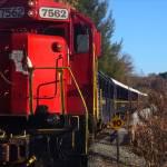 """""""Blue Ridge Scenic Railroad"""" by trowe"""