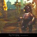 """My Pet Zylug"" by JosephMaas"