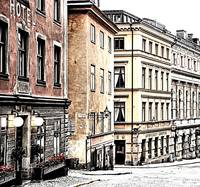 Buildings of Gamla Stan