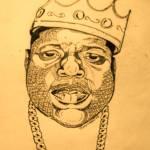 """Biggie"" by tonymaddgraphics"