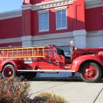 """Red FireTruck 648"" by photographybydonna"