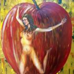 """Apple"" by ArtlbyYelena"
