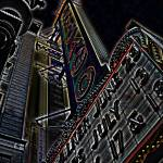 """""""chicago theater"""" by studiobrian"""